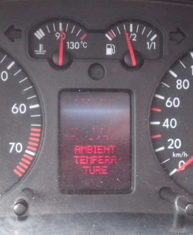 Display maxidot VW Audi - Golf Passat Bora A3 A4 A6 - Asiguram Montaj