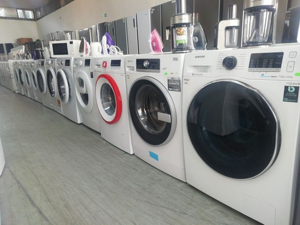 Super Oferta mașini de spălat Noi/Resigilate cu Garantie