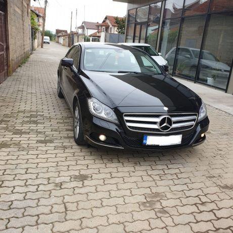 Mercedes cls 350 4matic plec tara