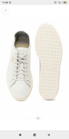 Pantofi sport barbati Puma piele naturala veritabila 41