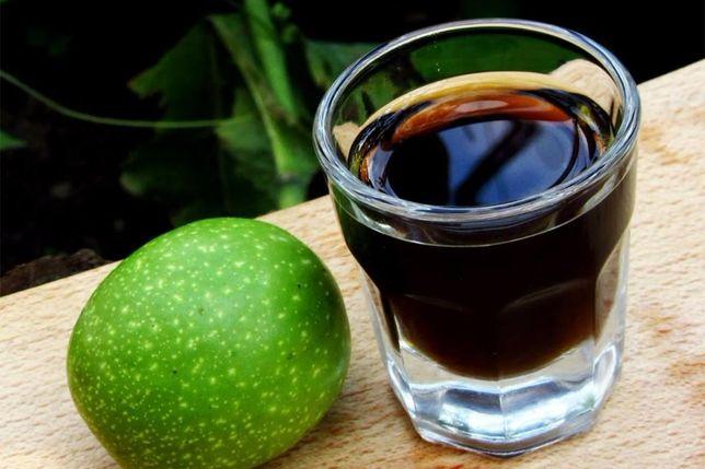 Ореховый бальзам (зелёный орех, молочная спелость)
