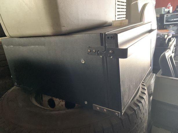 Frigider,congelatorauto  Daf si Scania si Volvo, cu freon si compresor