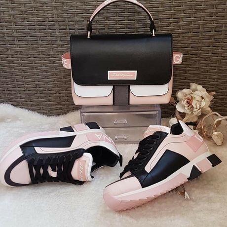 Чанта + маратонки Dolce&Gabbana