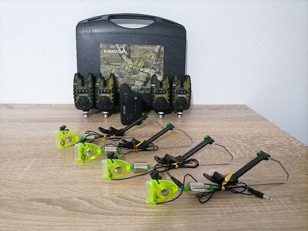 Kit 4 senzori cu statie wireless Baracuda TLI 22 + 4 swingere