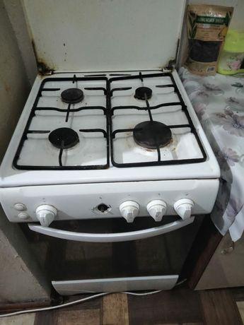 Газ плита 4 компорные