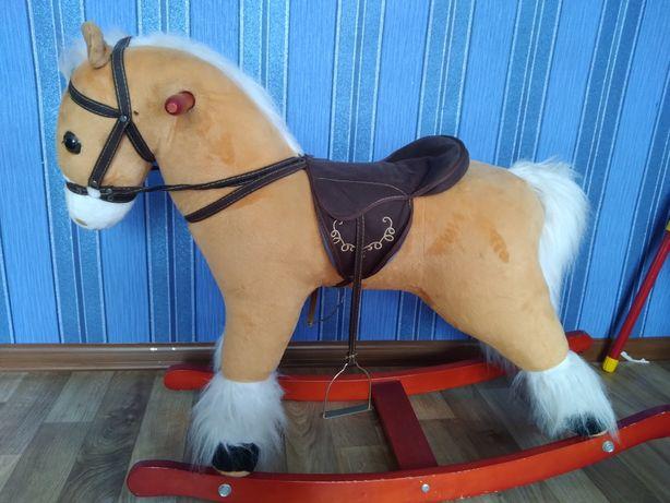 Продаю качалка лошадка