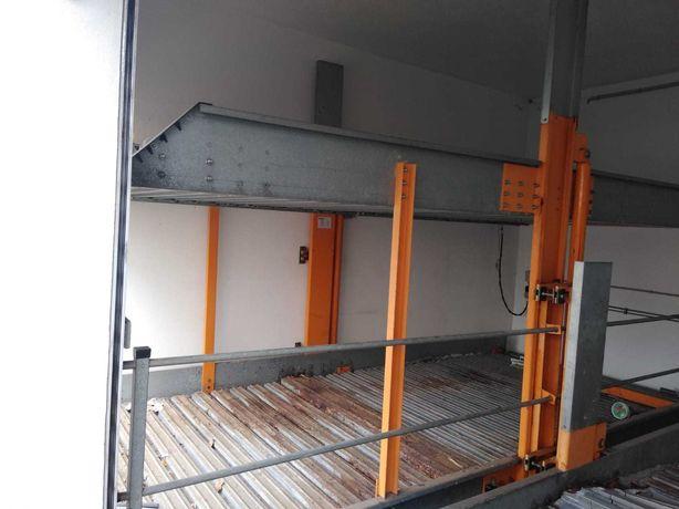 LIFT AUTO hidraulic 4 locuri parcare