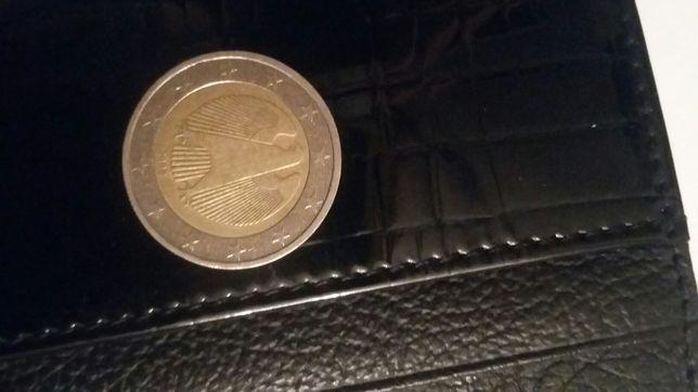 Продам для коллекции. 2 евро монетой!