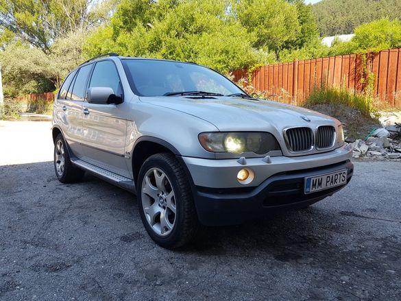 BMW X5 E53 4.4i 286к.с. автоматик НА ЧАСТИ!