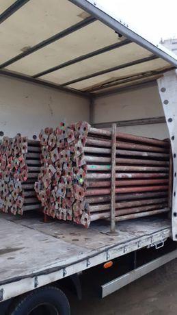 Popi metalici reglabili Hmax=3.6 m de inchiriat Targoviste, Dambovita