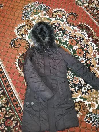Куртка зимный хорошим состояние состояние