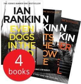 Ian Rankin 4 книги