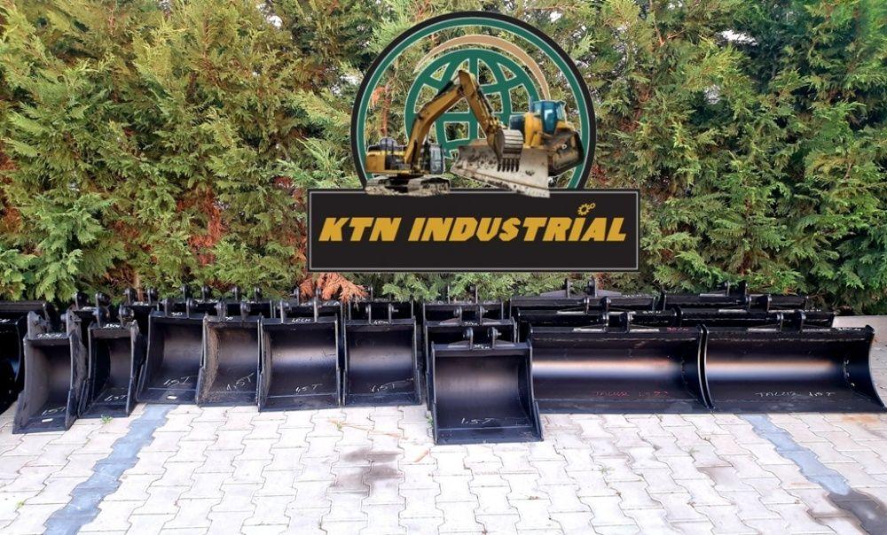 Cupa JCB 1,5T 23cm, 30cm, 40cm, 50cm, 90 cm (taluz) Toate in STOC Vaslui - imagine 1
