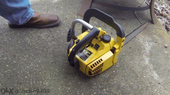 mac 130 chainsaw manual