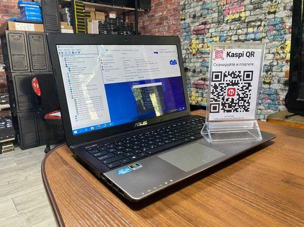 Ноутбук Asus Core i7/Ram 8Gb/ SSD 240Gb/Зарядка + Мышка