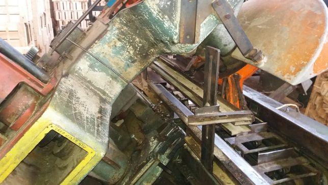 Linie pentru fabricarea de ambalaje din lemn de plop, ladite lemn