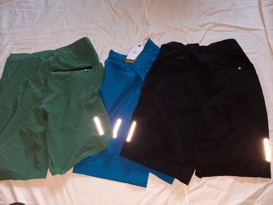 Pantaloni scurti ciclism Ostiglia BL casual trail material elastic Iasi - imagine 1