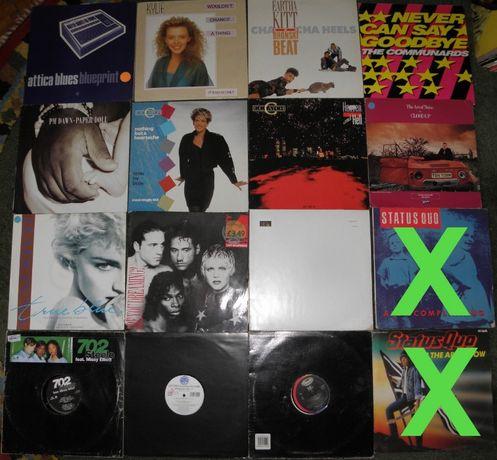 vinil maxi Cure,Madonna,PM Dawn,Communards,Bronski Beat,OMD,Jovanotti