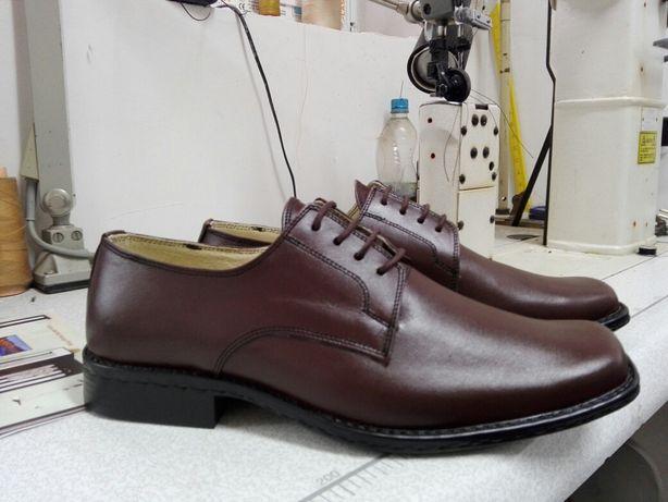 Pantofi maro de iarnă pt forte terestre