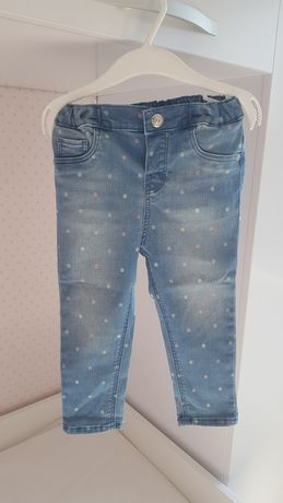 Blugi/jeans noi H&M marime 86 cm