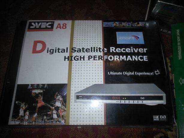 Спутниковый ресивер Svec A8