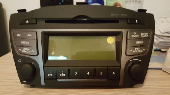 Cd player ,radio, hyundai ix35