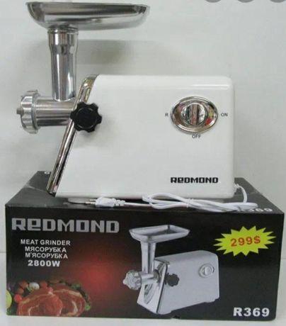 Мясорубка Redmond R369 и BOSCH SHB 3087