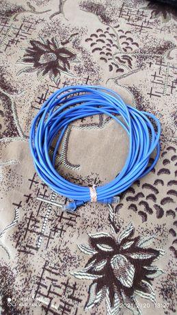 Сетевой кабель  10 метров  (  LAN -кабель )