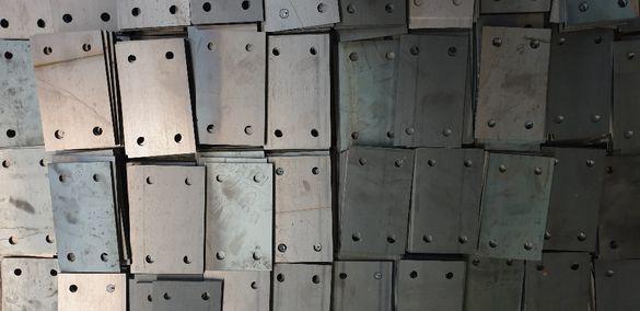 Изработка на метални планки