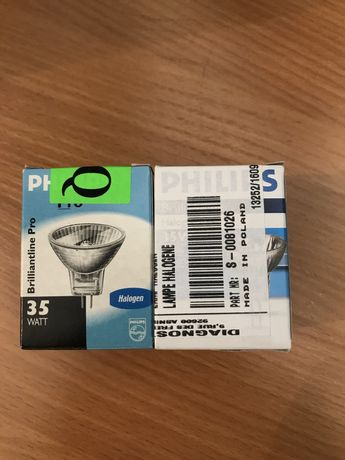 Лампочка Philips 35W 12V GU4