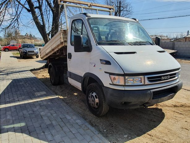 Iveco daily basculabil 35/10