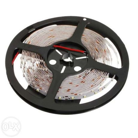 Band Led , 3528 , IP20 , ALB RECE