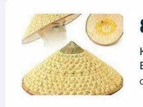Вьетнамская бамбуковая шляпа