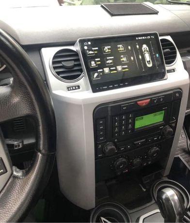Автомагнитола андроид Land Rover Discovery 3