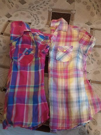 Рубашки женские ,блузки женские  Одежда женская .бу