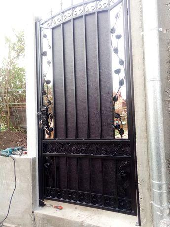 Врати ,огради,заварки,монтаж ремонт,производство по размер