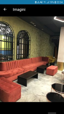 Mobilier canapele club bar- direct producator