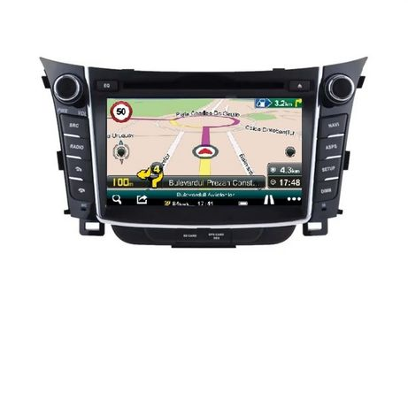 Navigatie Hyundai I30,Octa-Core ,4GB+64GB, factura+garantie+transport