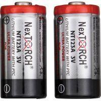 Батерии NexTorch NT123A