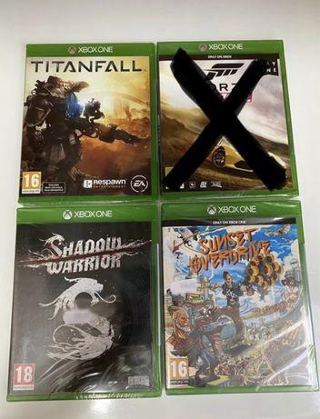 Vând Jocuri Xbox One Sigilate !