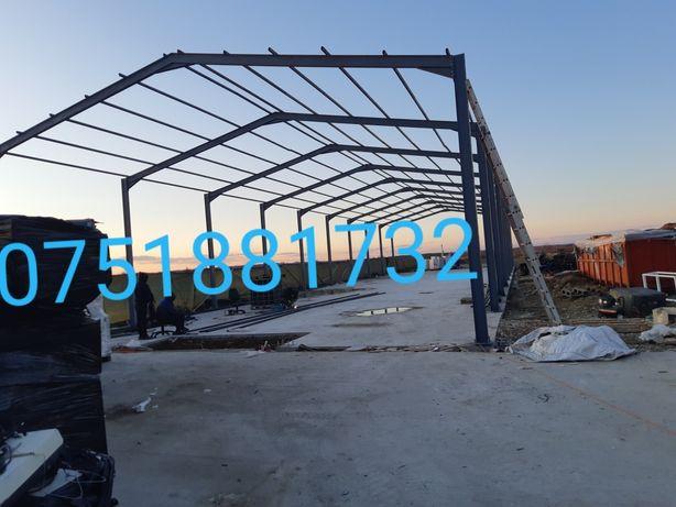Spații depozitare, hale agricole, garaje, service gama larga de materi
