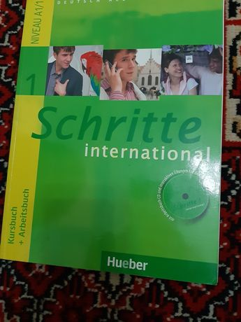 Книга Schritte international