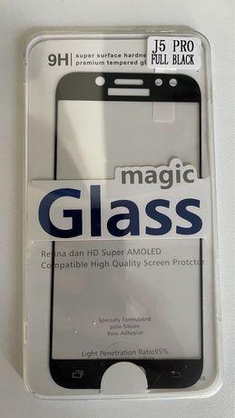 Folie sticla Samsung J5 Pro Black