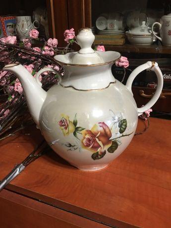 Чайник тонкого фарфора 3 литра