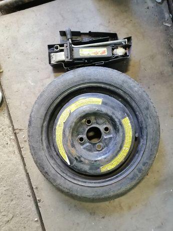 Крик и резервна гума за vw