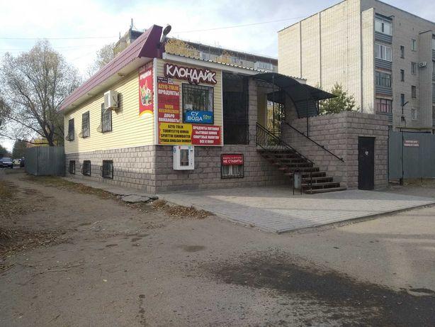 Продам отдельно стоящее здание магазина в районе КЖБИ
