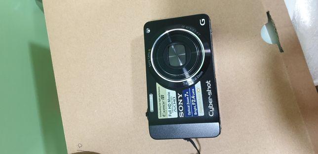 Цифровой фотоаппарат SONY Cyber-shot DSC-WX10, черный
