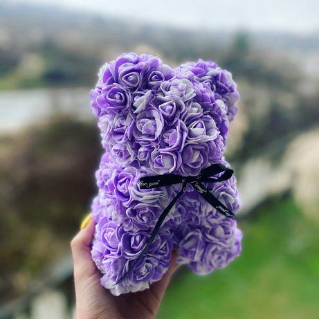 Мече от вечни рози