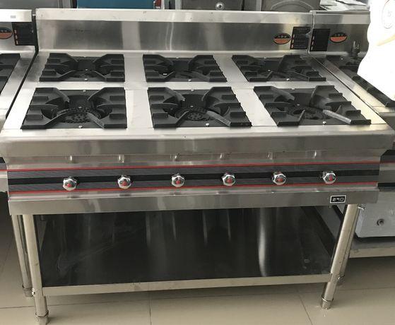 Ремонт подключение ПРОМЫШЛЕННЫХ И бытовых газовых плит
