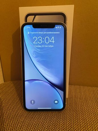 Iphone XR, 64GB White (идеальное сост. с документами)